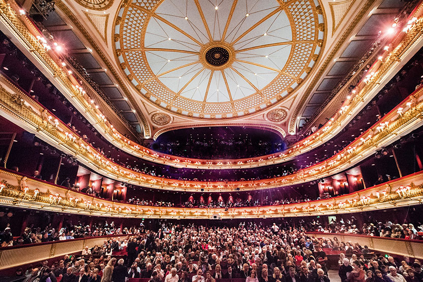 Royal opera house for Royal opera house covent garden