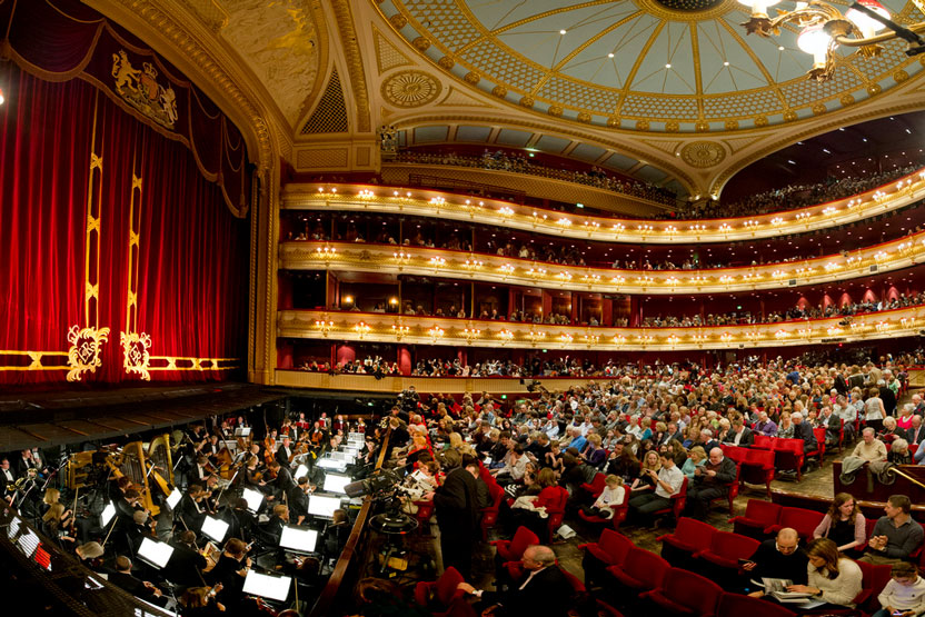 Royal Opera House 2015/16 Season announced