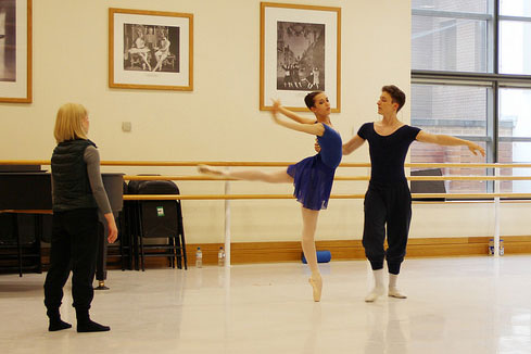 What it's like being a Young Choreographer with The Royal Ballet