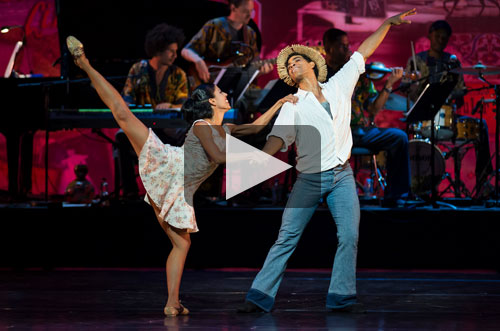 Watch: Carlos Acosta on Cubanía and his future plans