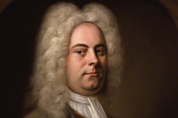 A trip around Handel's London