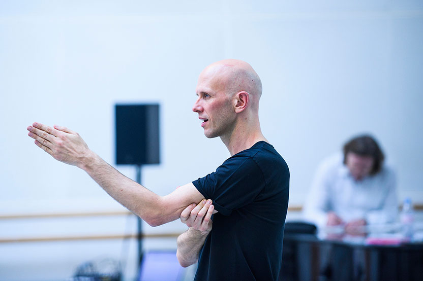 Wayne McGregor on Desert Island Discs: Dance is as important as maths