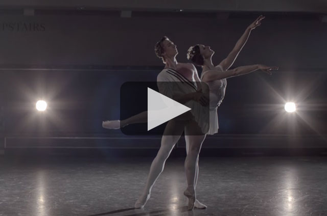 Watch: Marianela Nuñez and Vadim Muntagirov perform an extract from Symphonic Variations