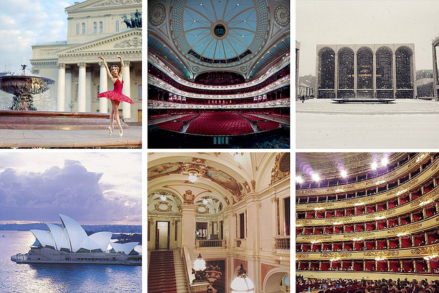 11 breathtaking opera houses to follow on Instagram