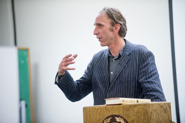 Will Self live streamed
