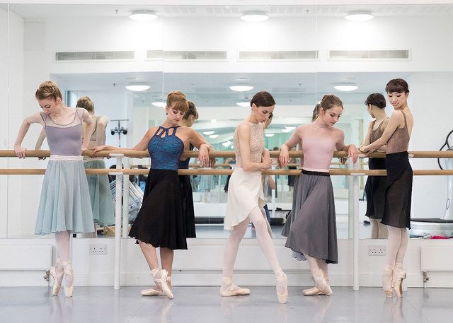 Pointe Shoes Appeal
