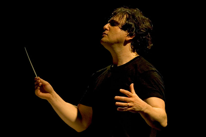 Watch: Antonio Pappano in conversation