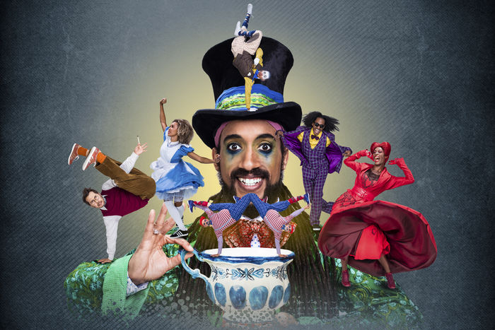 The Mad Hatter's Tea Party streamed for free