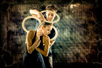London International Mime Festival: The Old King